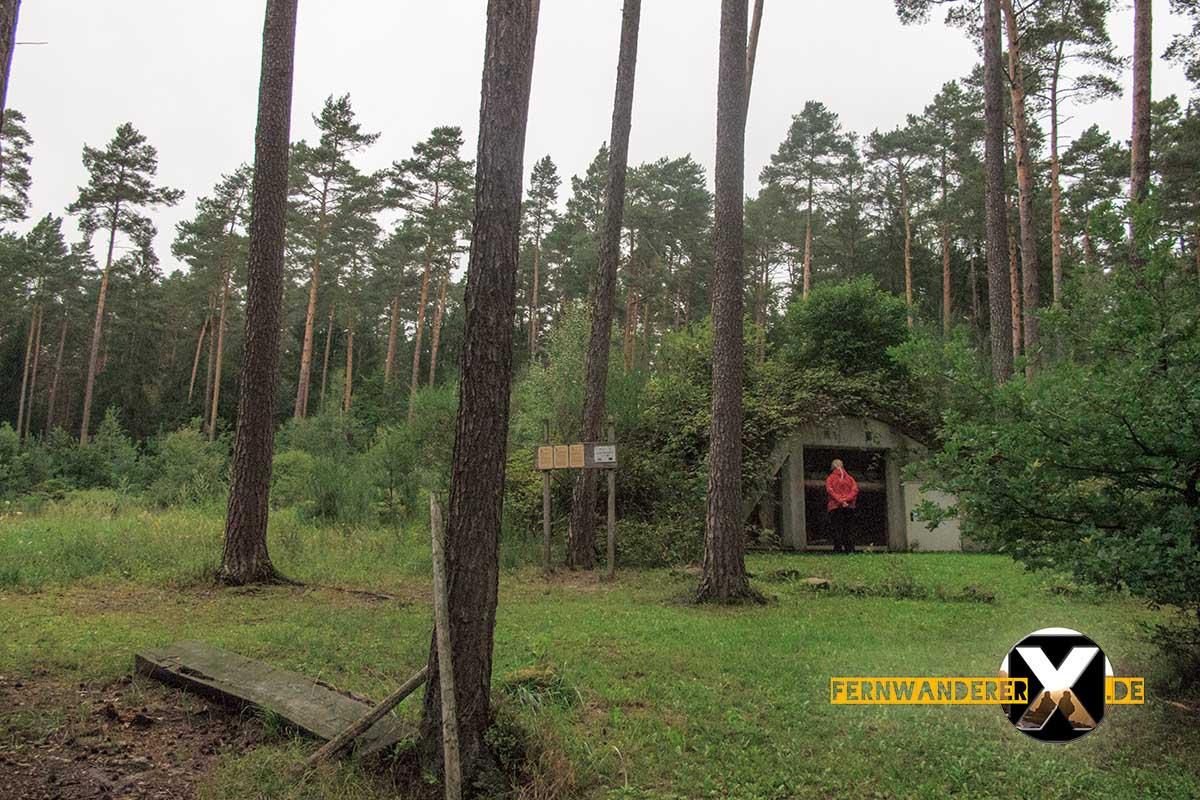 Oase der Sinne Suedlicher Steigerwald Wanderweg Muenchsteinach (12)
