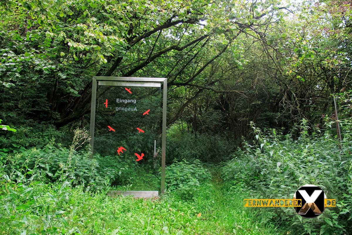 Oase der Sinne Suedlicher Steigerwald Wanderweg Muenchsteinach (16)