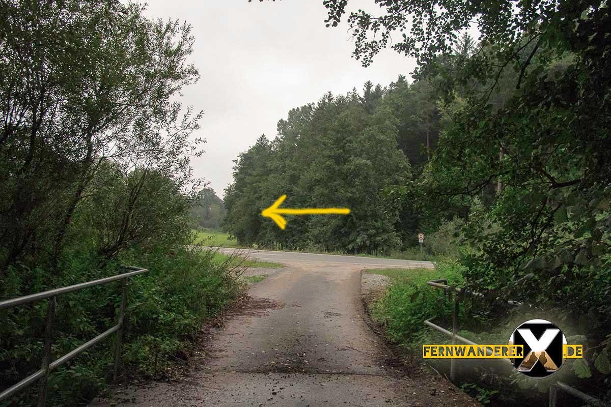 Oase der Sinne Suedlicher Steigerwald Wanderweg Muenchsteinach (20)