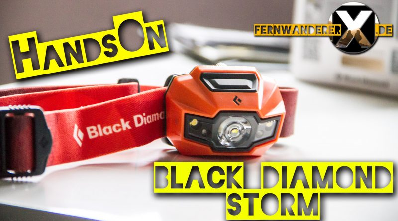 Handson Black diamon storm kopglamoe test review headlamp 800x445 - Black Diamond Storm Strinlampe -Test-Review