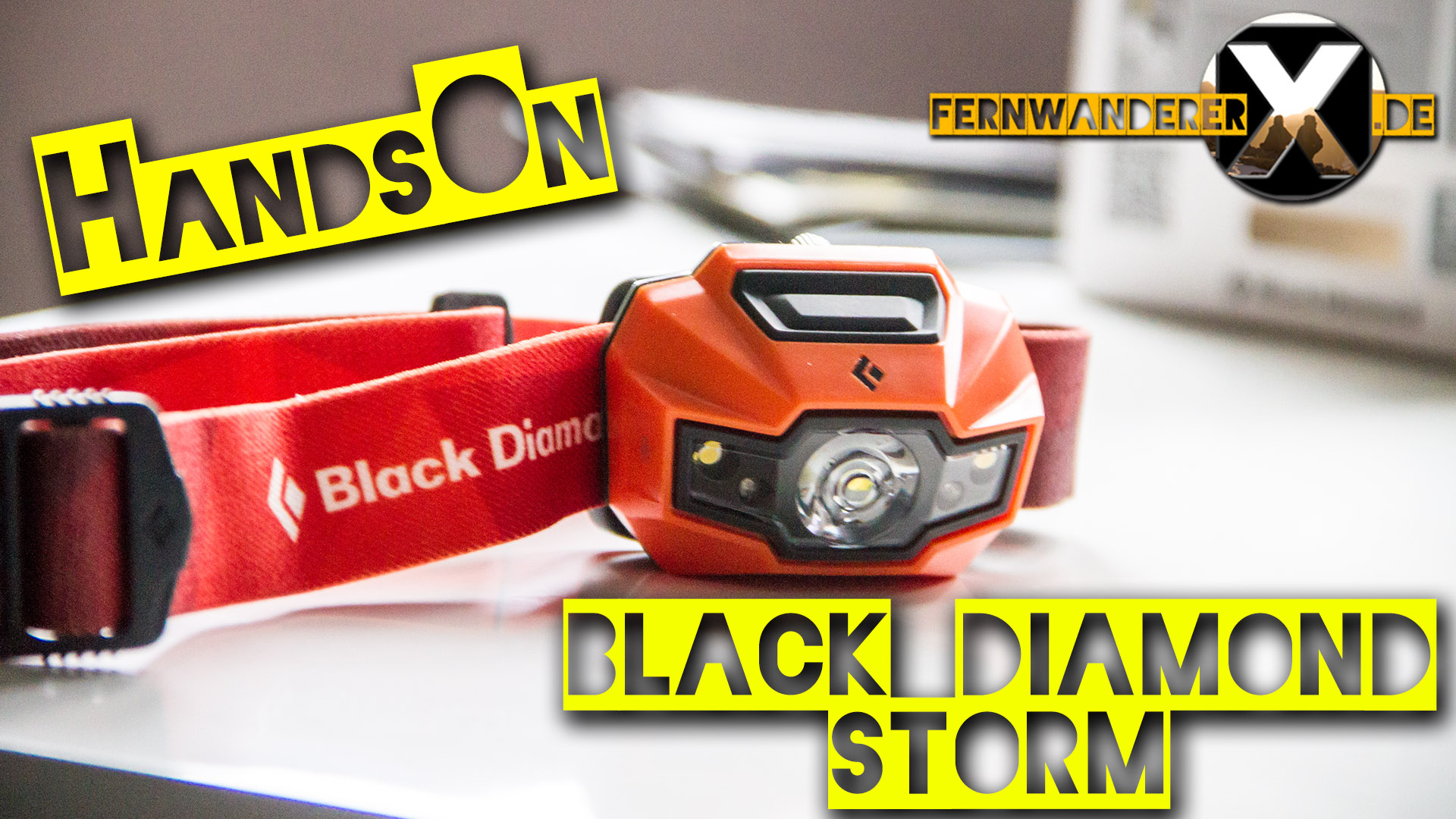 [:de]Black Diamond Storm Strinlampe -Test-Review[:en]Black Diamond Storm headlamp for Outdoor / Mountaineering Test Review[:]
