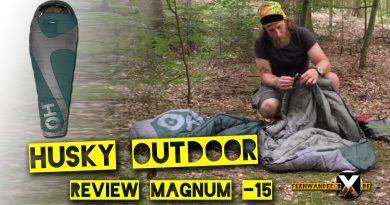 Husky Schlafsack Sleeping bag Magnum Anapurna 390x205 - Husky Schlafsack MAGNUM -15 (-19)