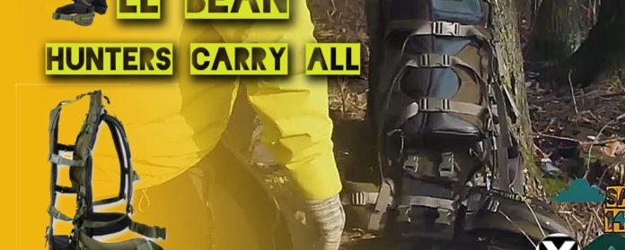 LL BEAN HUNTERS CARRY ALL  Thumpnail FernwandererX 696x279 - LL BEANS Hunters Carry ALL - Kraxe / Lastentrage
