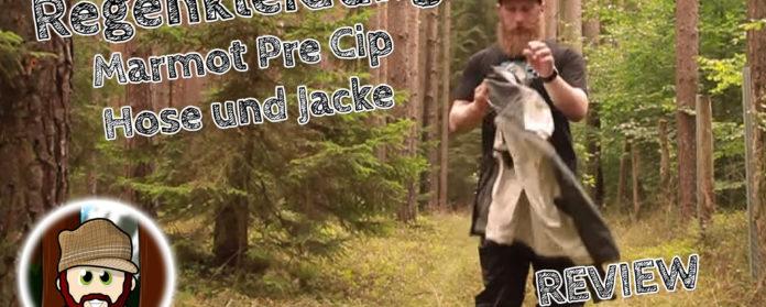 MARMOT pre cip full zip pant precip jacket Regenhose und regenjacke FernwandererX 696x279 - Marmot Precip Jacke und Hose