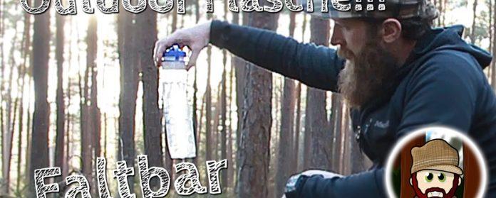 NALGENE FLASCHE zum Falten mit Weithals 696x279 - Faltflasche für das extra an Flüssigkeit- Nalgene CANTENE Weithals Flasche zum Falten