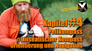 [:de]Orientierung und Navigation: Der Kompass  / Peilkompass[:en]Orientation and navigation: Compass / ranger compass / military compass[:]