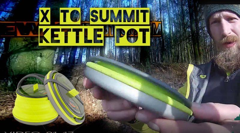 X TO SUMMIT KETTLE POT  Thumpnail FernwandererX 800x445 - Sea to Summit - X-POT KETTLE _ Ultra-light UL Camping tableware made of silicone