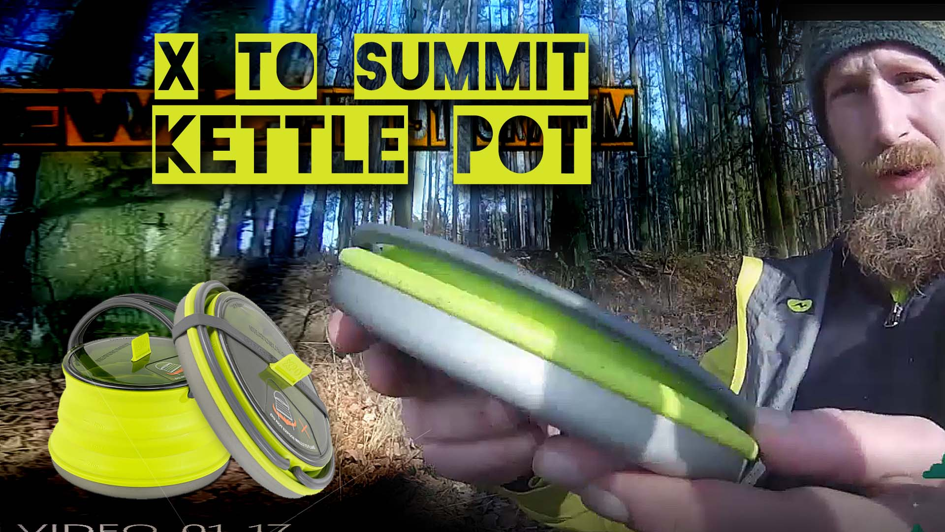 [:de]SEA TO SUMMIT - X-POT KETTLE _ Ultra-leicht UL Campinggeschirr aus Silikon[:en]Sea to Summit - X-POT KETTLE _ Ultra-light UL Camping tableware made of silicone[:]