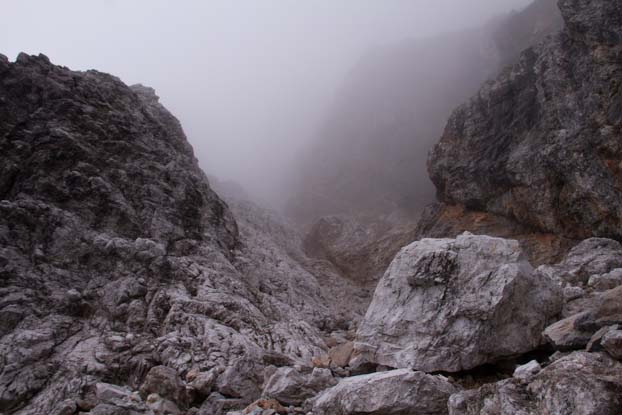 Bertgenhuette Teufelsloecher 11 - Teufelslöcher 2700hm über Bertgenhütte