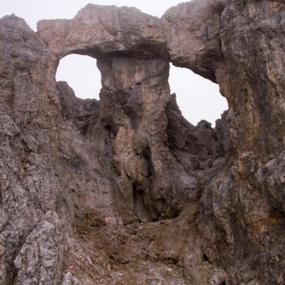 Bertgenhuette Teufelsloecher 15 - Teufelslöcher 2700hm über Bertgenhütte