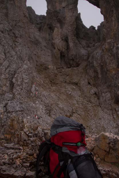 Bertgenhuette Teufelsloecher 16 - Teufelslöcher 2700hm über Bertgenhütte
