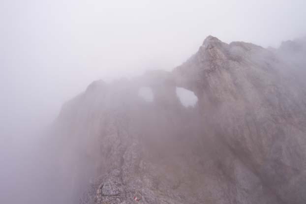 Bertgenhuette Teufelsloecher 19 - Teufelslöcher 2700hm über Bertgenhütte