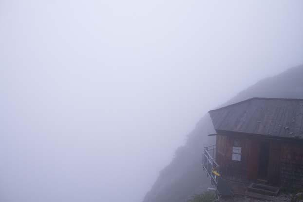 Bertgenhuette Teufelsloecher 2 - Teufelslöcher 2700hm über Bertgenhütte
