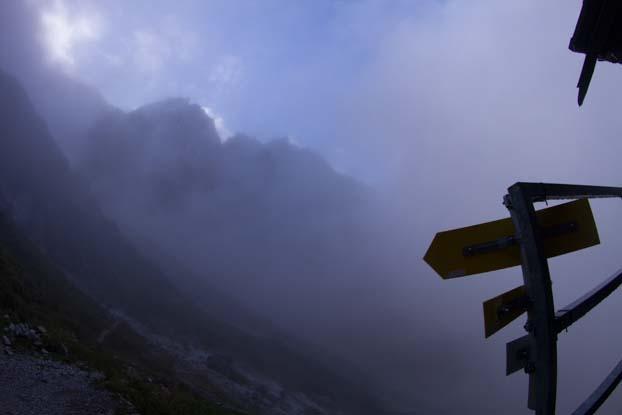 Bertgenhuette Teufelsloecher 4 - Teufelslöcher 2700hm über Bertgenhütte