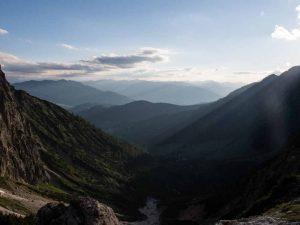 Blick nach Hinterthal 300x225 - Bertgenhütte 1846hm - Hochseiler - Berchtesgadener Alpen