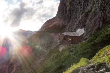 Hinterthal Ueber Bertgenhuette zu den Teufelsloechern 16 - Teufelslöcher 2700hm über Bertgenhütte