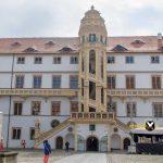 Der Wendelstein in Schloss Hartenfels Renaissanceschloss 150x150 - Torgau Städtereise Sehenswürdigkeiten Teil 3