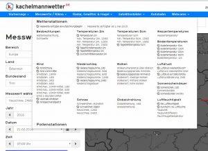 Kachelmannwetter   Bergwetter Messwerte und Klimadaten 300x218 - Bergwetter-genaue Wettervorhersage und aktuelle Temperaturen erhalten