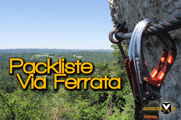 [:de]Packliste für Klettersteig - Via Ferrata[:en]packing list for Via Ferrata[:]