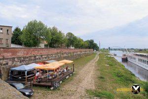 Torgau Tipp Das Mühlentor Biergarten an der ELbe 300x200 - Torgau Städtereise und Sehenswürdigkeiten Teil-2