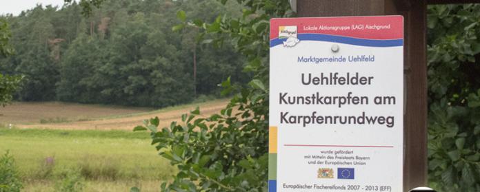 Uehlfelder Karpfenrundweg 8 696x279 - Uehlfelder Karpfenrundweg -Wandern im Karpfenland Aischgrund