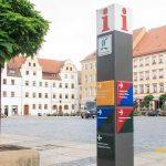 Wegweiser in Torgau beschilderung 150x150 - Torgau Städtereise Sehenswürdigkeiten Teil 3