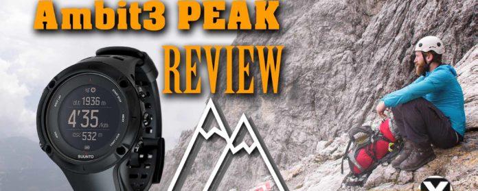 AMBIT3 Peak Review und Test Multisportuhr 696x279 - Suunto Ambit3 PEAK Review