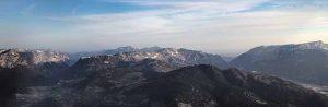 Bergpanorama am Watzmann Sonnenaufgang 1 300x98 - Watzmann - Watzmannhaus Wintertour