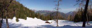 Bergpanorama am Watzmann Sonnenaufgang 3 300x93 - Watzmann - Watzmannhaus Wintertour