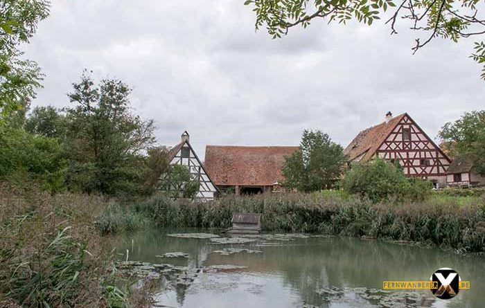 Open Air Museum Bad Windsheim pond culture The Franconian carp 700x445 - Trist, dark and boring!