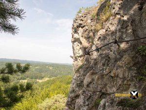 Höhenglücksteig Via Ferrata Klettersteig in der Fränksichen Schweiz Teil 1 teil 2 Teil 3 Schwierigkeit 12 300x225 - Höhenglücksteig in der Fränksichen Schweiz-Klettersteig-Via Ferrata