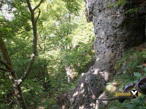 Höhenglücksteig Via Ferrata Klettersteig in der Fränksichen Schweiz Teil 1 teil 2 Teil 3 Schwierigkeit 8 300x225 - Höhenglücksteig in der Fränksichen Schweiz-Klettersteig-Via Ferrata