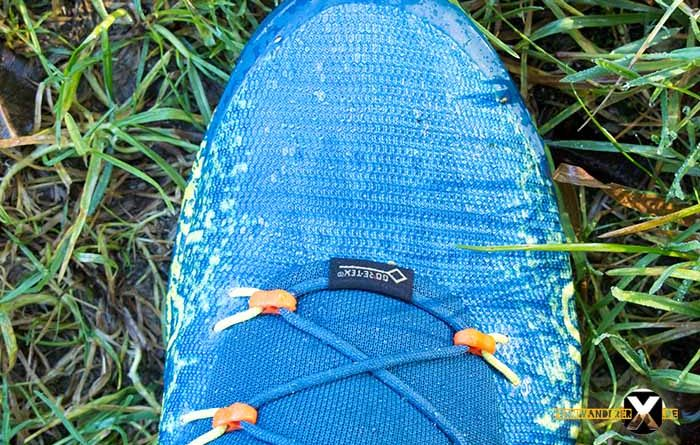 La Sportiva Tempesta Goretex Trailrunning Mudrunner Mountain runner shoe Review 8 700x445 - La Sportiva Tempesta- Mountain Running Schuh Review