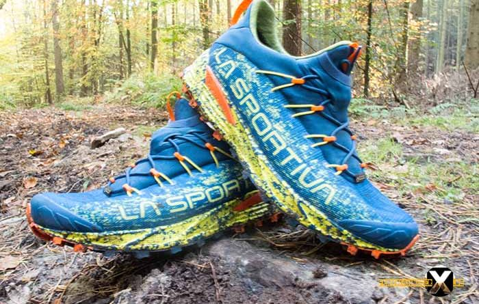La Sportiva Tempesta Goretex Trailrunning Mudrunner Mountain runner shoe Review 9 700x445 - La Sportiva Tempesta- Mountain Running Schuh Review
