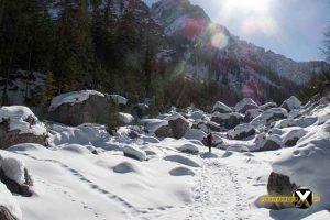 Schneeschuh tour Wimbachgries Berchtesgaden Ramsau Berchtesgadener Land 17 300x200 - Schneeschuhtour - Berchtesgadener Land - Wimbachgries