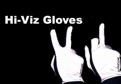 safe is not safe enough! Hi-Viz Handschuhe