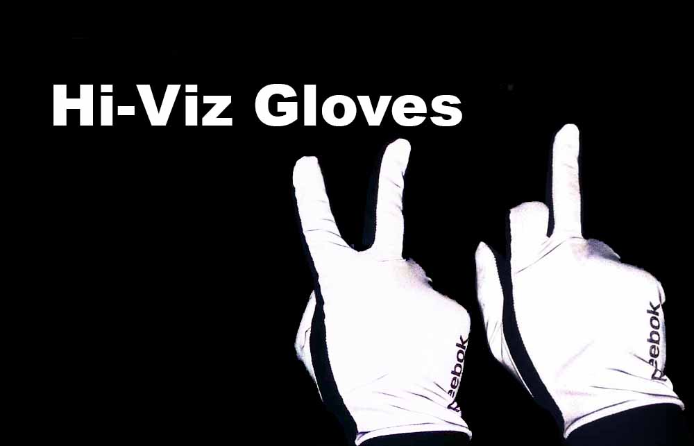 [:de]safe is not safe enough! Hi-Viz Handschuhe[:en]safe is not safe enough Hi-Viz Gloves[:]