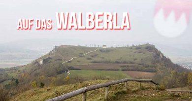 Wandern Walberla Rodenstein Fraenkische Schweiz 390x205 - Walberla Wanderung - Das Tor zur Fränkischen Schweiz