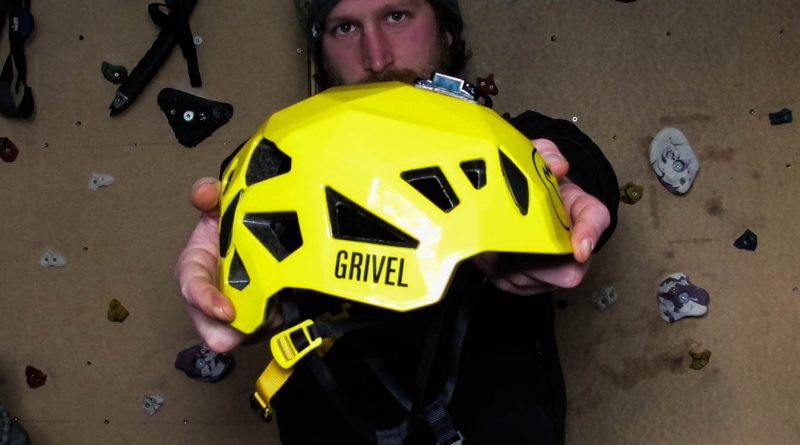 Grivel Stealth test Review Ultraleicht helm 800x445 - Grivel Stealth Ultraleicht Kletterhelm