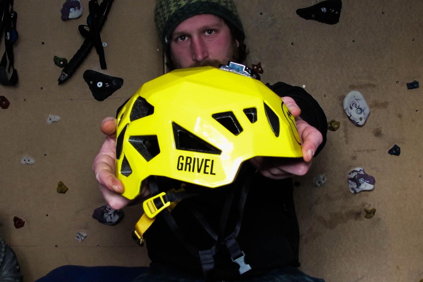 [:de]Grivel Stealth Ultraleicht Kletterhelm [:en]Grivel Stealth Ultralight climbing helmet[:]