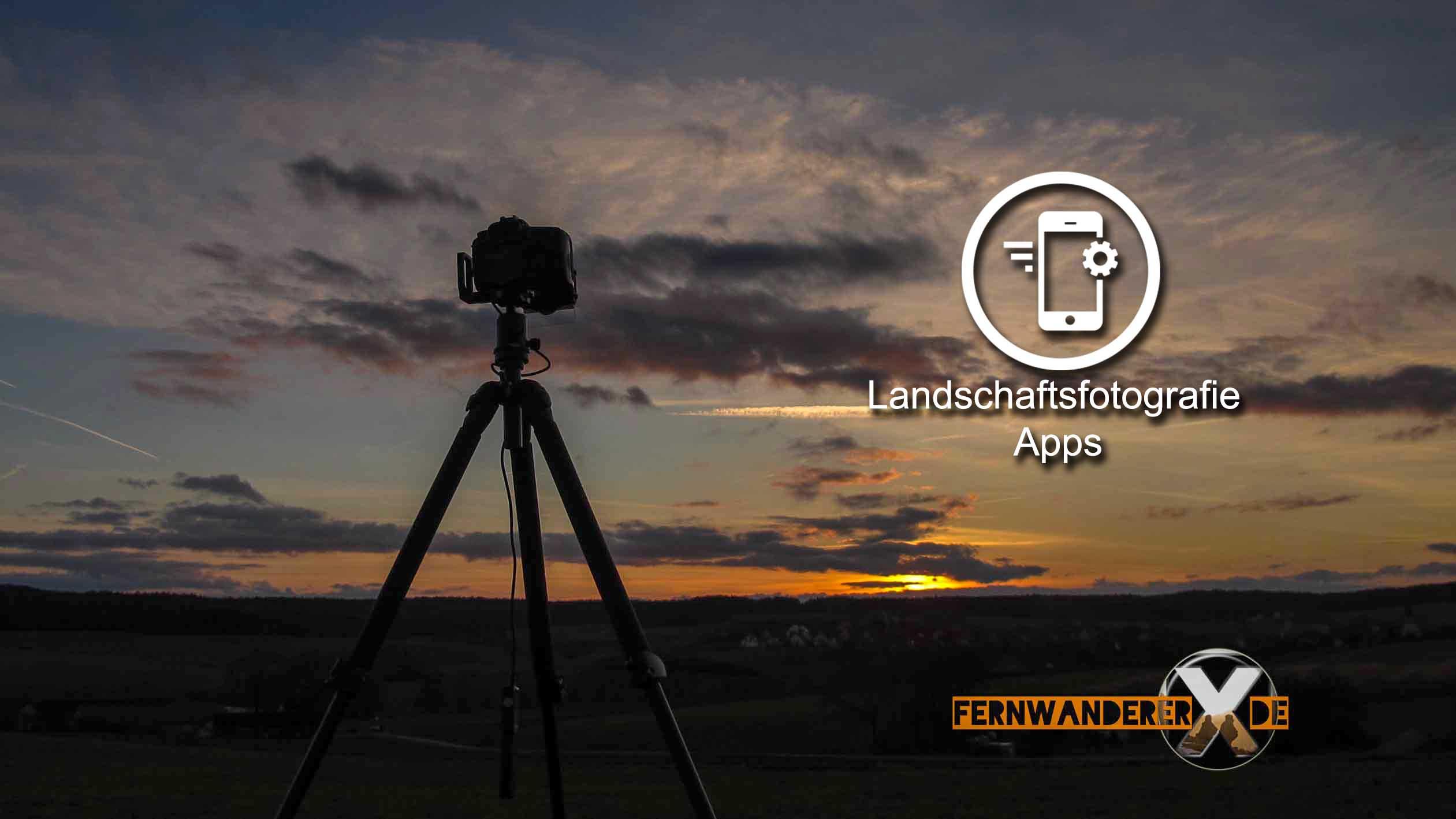 Landschaftsfotografie APPS