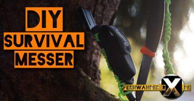 DIY Survival Bushcraft Messer Mora Paracord Messerscheide überlebensmesser 390x205 - DIY: Mora Knive – Das Ultimative Bushcraft / Survival / Überlebens - Messer