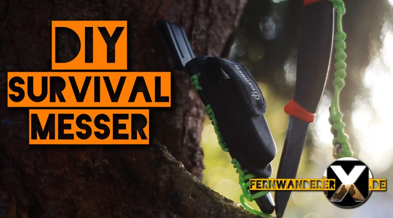DIY Survival Bushcraft Messer Mora Paracord Messerscheide überlebensmesser 800x445 - DIY: Mora Knive – Das Ultimative Bushcraft / Survival / Überlebens - Messer