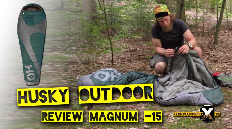 Husky Schlafsack Sleeping bag Magnum Anapurna 800x445 - Husky Schlafsack MAGNUM -15 (-19)