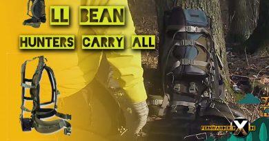 LL BEAN HUNTERS CARRY ALL  Thumpnail FernwandererX 390x205 - LL BEANS Hunters Carry ALL - Kraxe / Lastentrage