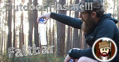 NALGENE FLASCHE zum Falten mit Weithals 390x205 - Faltflasche für das extra an Flüssigkeit- Nalgene CANTENE Weithals Flasche zum Falten
