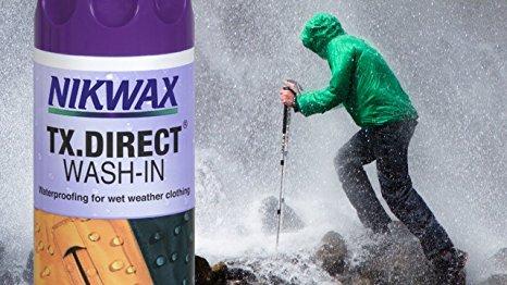 TX DIrect test review - Imprägnierung TX Direct von NIK WAX