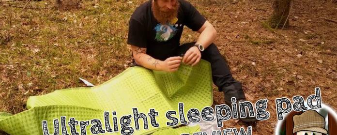 Ultraleicht ultralight isomatte sleeping pad winter camping winterzelten winterbiwak FernwandererX 696x279 - Ultraleicht/Ultralight Isomatte  | Extreme Light 2.5   | Winter - Sommer Touren