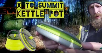 X TO SUMMIT KETTLE POT  Thumpnail FernwandererX 390x205 - Sea to Summit - X-POT KETTLE _ Ultra-light UL Camping tableware made of silicone