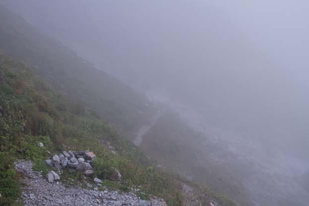 Bertgenhuette Teufelsloecher 1 - Teufelslöcher 2700hm über Bertgenhütte